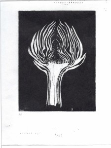 artichoke-section