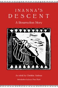 Inanna's Descent by Christine Andreae