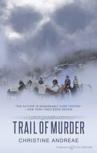 Trail of Murder book cover